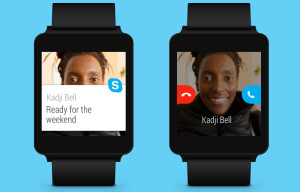 Skype 6.4 brings some new conversation enhancements for Android Wear