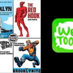 "Brooklyn superhero universe ""New Brooklyn"" coming to LINE Webtoon in March 2016"