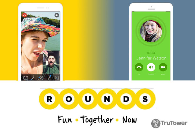 Rounds brings instant group video chat, unique features to your iOS or Android device