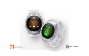 Voxer push to talk, Samsung Gear s2 smartwatch, wearable devices