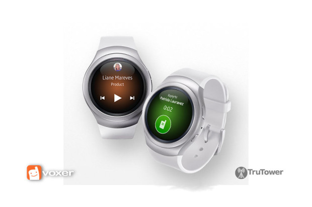 Voxer turns you into Dick Tracy with two-way wrist-radio functionality on Samsung Gear S2