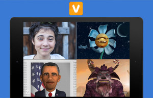 ooVoo adds 3D characters to live mobile video calls in latest update on iOS and Android