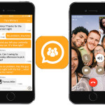 OneTime Messenger lets you own a piece of the pie, now available on iOS, Android